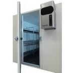80mm Optima Walk In Freezer 1800 x 2400 x 2000mm